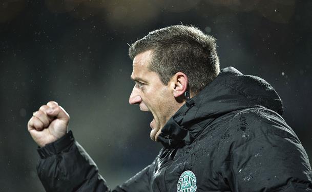 Officielt: Mølby ny træner i Vendsyssel FF