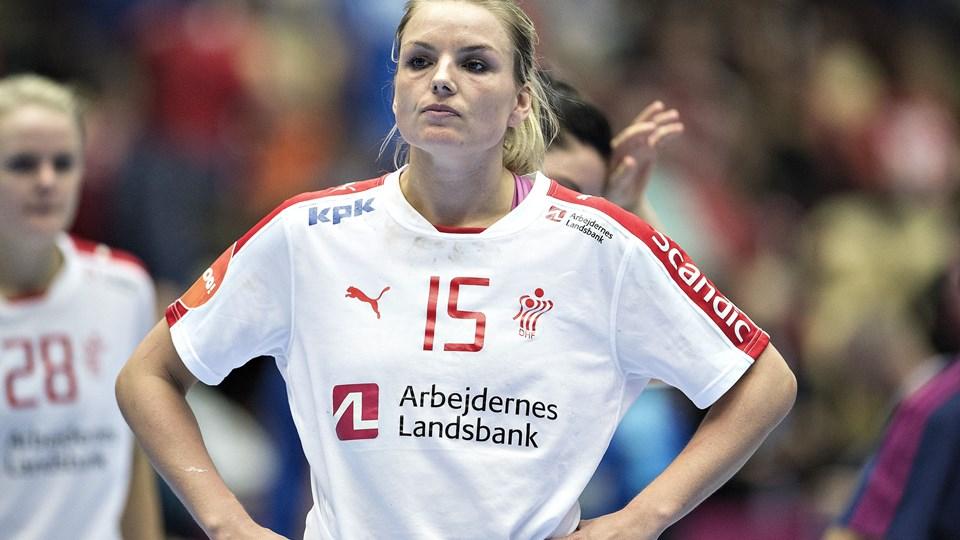 VM i håndbold blev i 2015 afholdt i Danmark. Det danske hold røg ud i kvartfinalen.