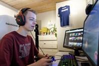 Ung gamer fra Mariager vil satse stort på computerspil