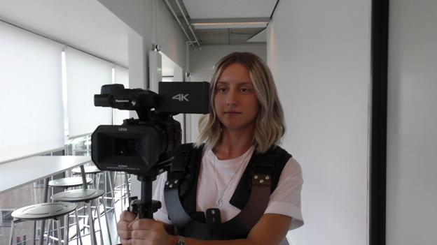 Film og Medier er en ny studieretning på Aalborg Tekniske Gymnasium, der har blik for videoproduktion og det foranderlige mediebillede. Foto: Aalborg Tekniske Gymnasium