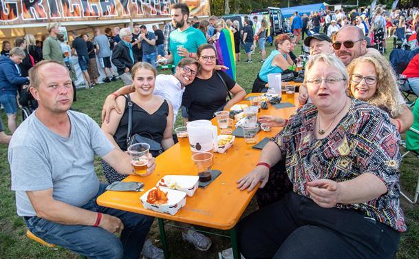 Masser af fest og stemning ved årets VesterhavsRock