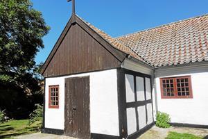 Heks betød kirke til Hirsholmene