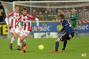 AaB-profil efter 1-1 mod FCK: - En flad fornemmelse