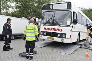 Advokat: Bus-hetz i Hjørring var stærkt overdrevet