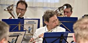 Julekoncert med Jerslev Byorkester
