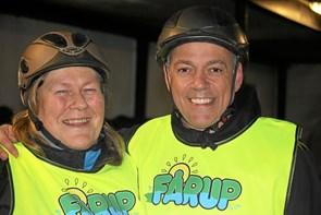 På hesteryg med Fårup Sommerland