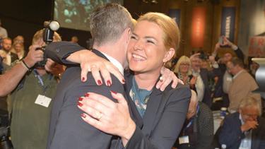 Venstre har valgt ny næstformand: Støjberg er tilbage i magtens centrum