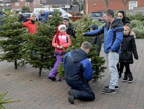 Populære jule- markeder