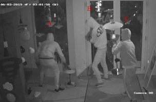 Politiet: Hjælp os - genkender du disse tyve fra stort lampekup?