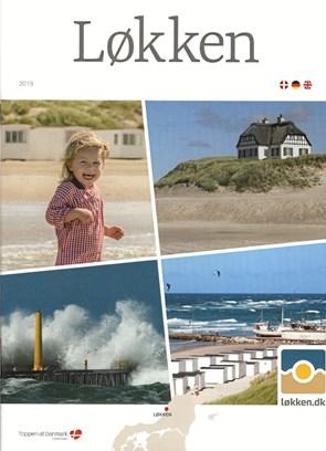 Årets turistguide for Løkken er klar