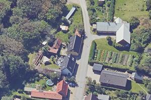 Ældre bolig fra 1837 solgt på Dybdalsgave i Hundborg