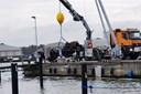Lig dukker op i drabsmistænktes bil på bunden af havn