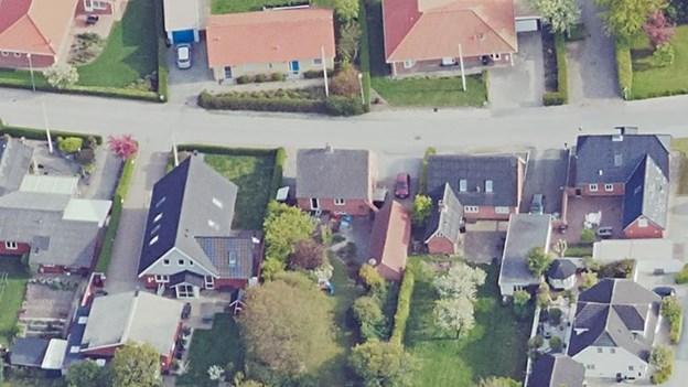 Sælger hus på Odinsvej i Sjørring efter 26 år