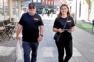 Jobpatruljen på besøg hos Mors-virksomheder: Manglende kontrakt til ung kan give bøde