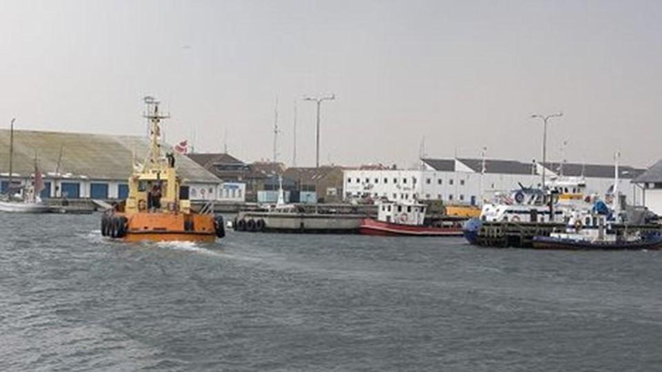 Skagen Havn er en erhvervshavn, og det skal der ikke pilles ved. Men derfor skal den ikke ligge gemt for omverdenen.