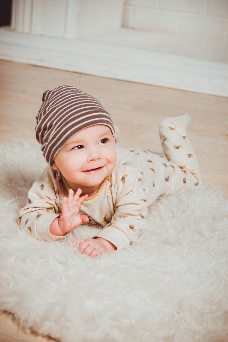 Sødt babytøj er nu populært som aldrig før