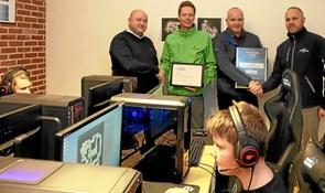Fondsmidler hjælper e-sporten i gang