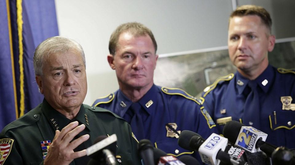 Baton Rouge Reels In Aftermath Of Ambush Shooting Killing Three Police Officers, Louisiana Governor John Bel Edwards Foto: Scanpix/Joshua Lott
