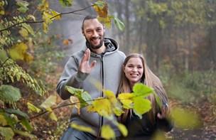 Marie og Bjarni fra Dronninglund sælger huset for at flytte sammen med 200 andre