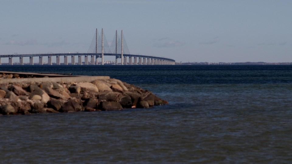 Øresundsbroen Foto: Free/Colourbox