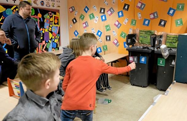 Skolefest om bæredygtighed gav pote