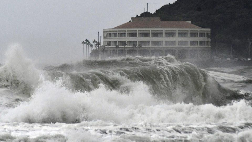 vindstyrke storm