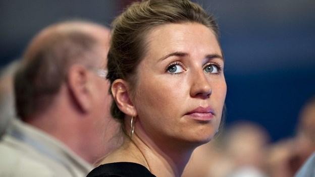 Opbakning til Mette Frederiksens kritik