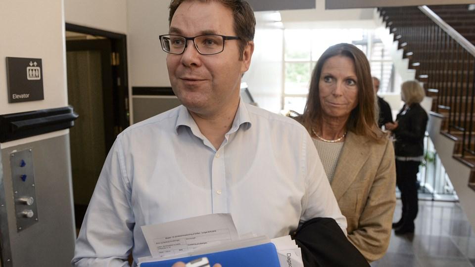Ældre- og handicaprådmand Thomas Krarup (K) ærgrer sig over, at budgetforliget har fjernet penge til ekstra udgifter som følge af opgaveglidningen. I stedet skal pengene nu findes et andet sted i forvaltningen, mener han.   Arkivfoto