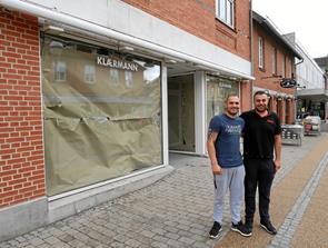 Ny café åbner i Klærmann-ejendommen