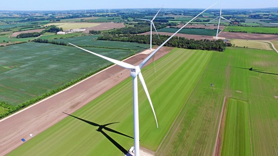 Arkivfoto: Eurowind Energy