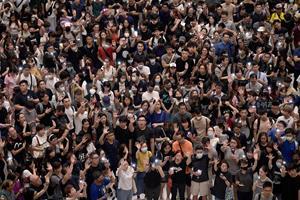 Protester får WTA til at udsætte turnering i Hongkong