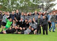 AIK Frem i Eventyrland: Tre hold rykker op