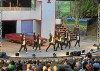 9800 tilskuere så Grease i Hjørring