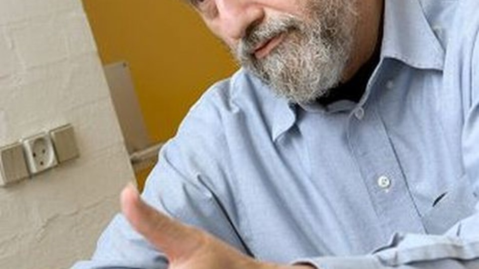 Peter Hvid Jensen.FOTO: BENT JAKOBSEN