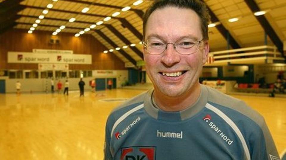 """Ole Andersen er klar med en """"klage"""" til clinton - med mindre altså FfI vinder.  Foto: Carl Th. Poulsen"""