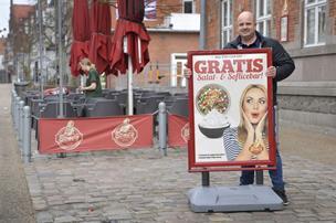 Butiksliv protesterer: Nye skilteregler i Hjørring laves om - igen