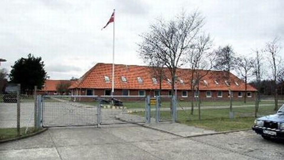 Kommunen og Bill Nielsen, som kommunen har solgt kasernegrunden i Skagen til, er langt fra enige om, hvordan grunden skal bruges. ARKIVFOTO: BENT JAKOBSEN