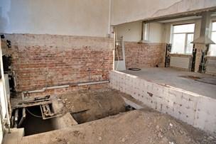 Efter kloakproblemer og rotter: Nu kan elever i Klokkerholm snart lave mad igen