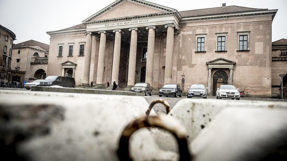 Københavns Byret skal afgøre, om Peter Madsen skal dømmes for at have mishandlet, dræbt og parteret den svenske journalist Kim Wall. Foto: Scanpix/Mads Claus Rasmussen