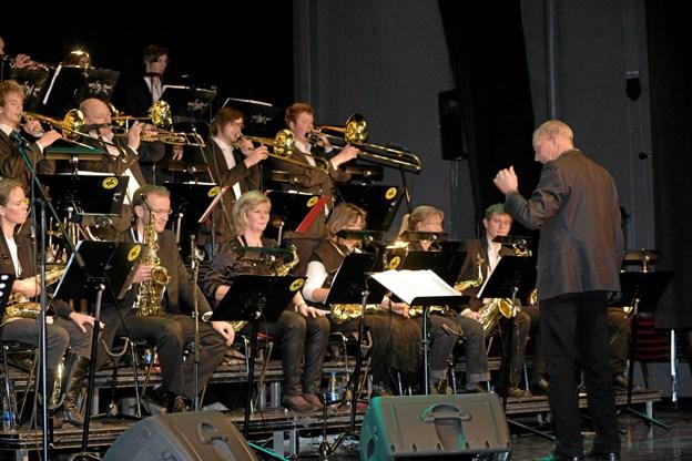 Søndag den 9. december spiller Sæby Big Band julekoncert på Skovlyst.