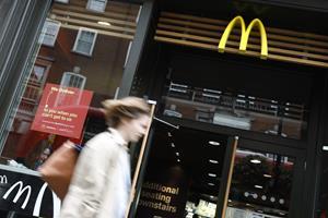 McDonald's satsning på bacon giver pote