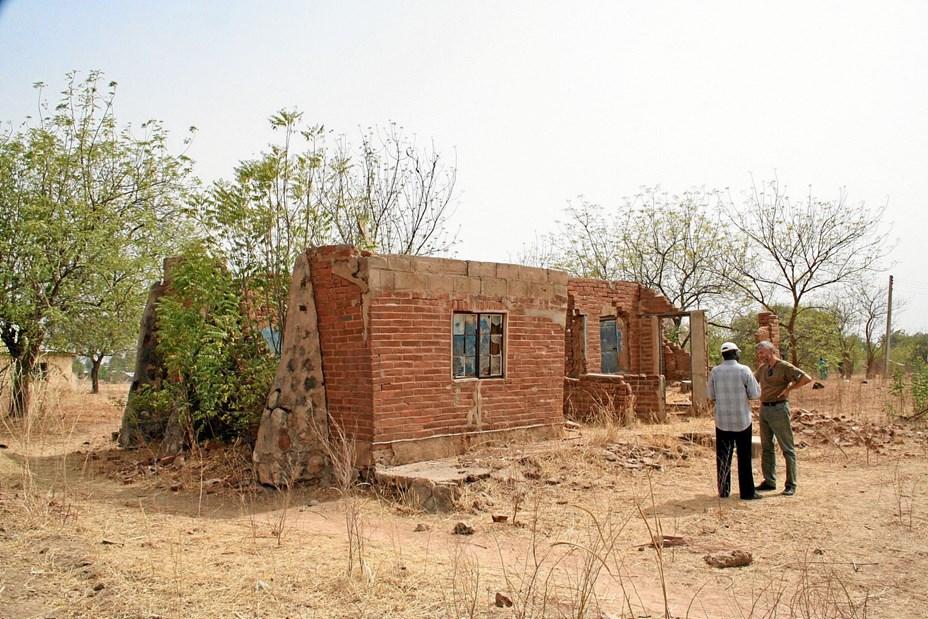 Foredrag om en danskers mission i Nigeria