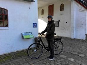 Lån en el-cykel af Energibyen