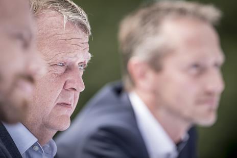 Løkke vil fortsætte som formand og fremrykke skæbnemøde