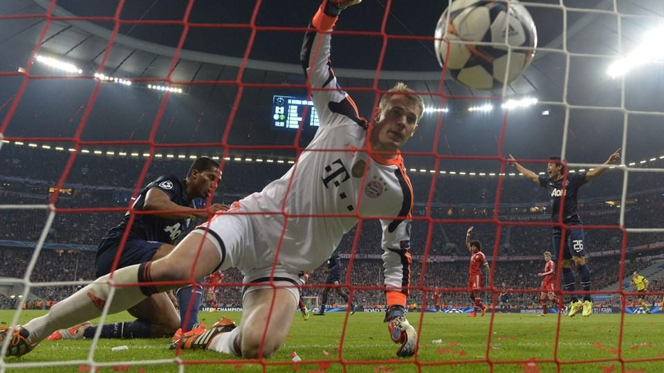 Bayern-målmand Manuel Neuer er en del af den tyske VM-trup. Foto: scanpix