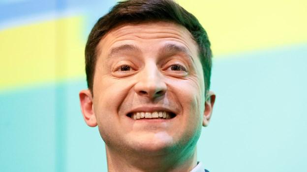 Forsker: Ukraines nye præsident er fravalg af det etablerede
