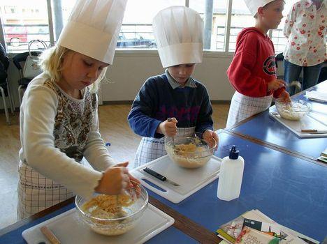 lær at lave mad online