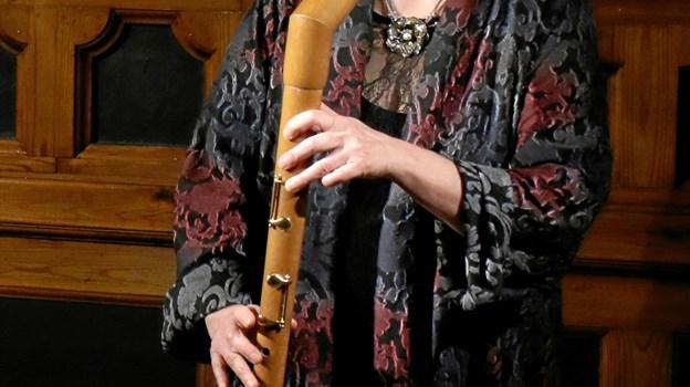 Michela Petri.  Foto: Per Gregersen PER GREGERSEN