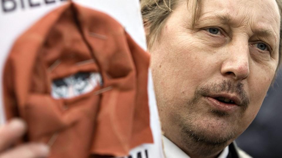 Anders Gravers og SIAD vil i byrådet i Aalborg.