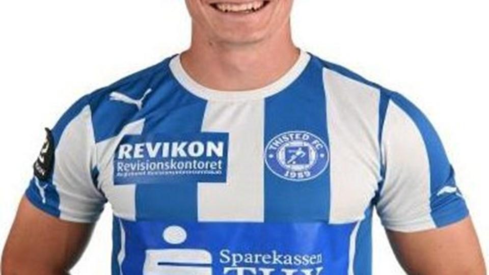 Jeppe Svenningsen. Privatfoto